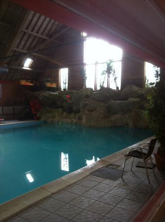 Villerville, Γαλλία: piscine igloo