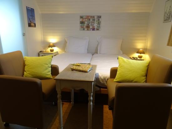 Яббеке, Бельгия: Guestroom / Chambre D'Hôtes.