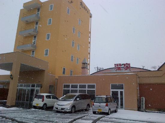 North Hotel: ホテル外観
