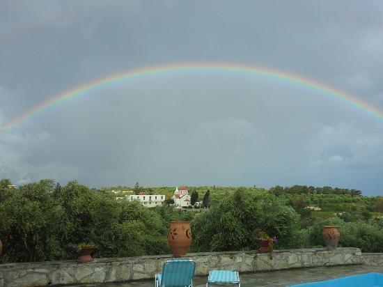 Sfakaki, Yunani: Kloster Arsani