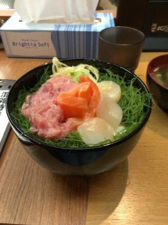 Poseidon Sakaimachi Sohonten