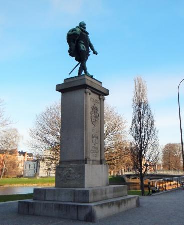 Karl IX - Karlstads grundare