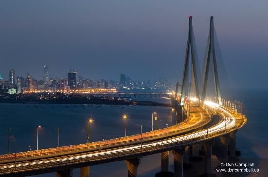 ‪Bandra-Worli Sea Link‬