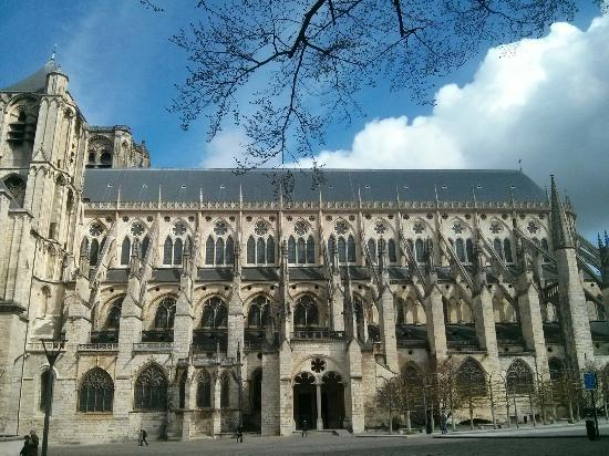 photo de tour et crypte de la cath drale de bourges bourges tripadvisor. Black Bedroom Furniture Sets. Home Design Ideas