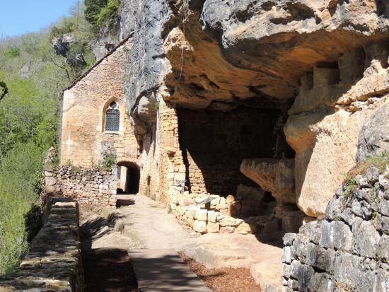 Village Troglodytique de la Madeleine