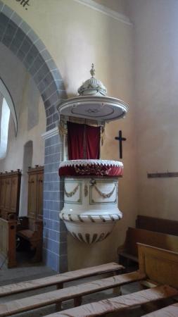 Cincsor, โรมาเนีย: Die Kirchenburg in Kleinschenk / Rumänien