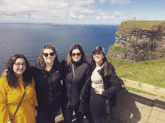 Gowran, Irland: Cliffs of moher