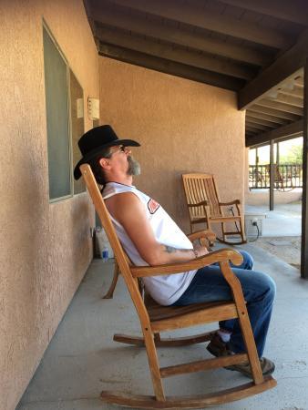 Yucca, AZ: Relaxing