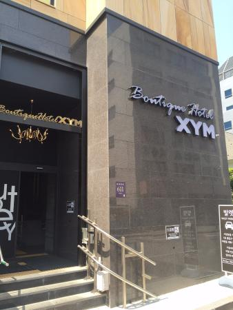 Boutique hotel xym seul g ney kore otel yorumlar ve for Boutique hotel xym
