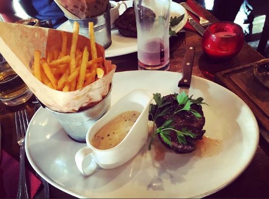 Henry Yeast: Beautiful steak fillet