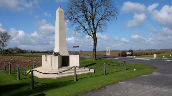 Tank Corps Memorial