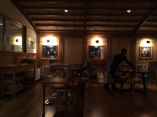 La Credenza Canavese : La sala picture of credenza san maurizio canavese tripadvisor