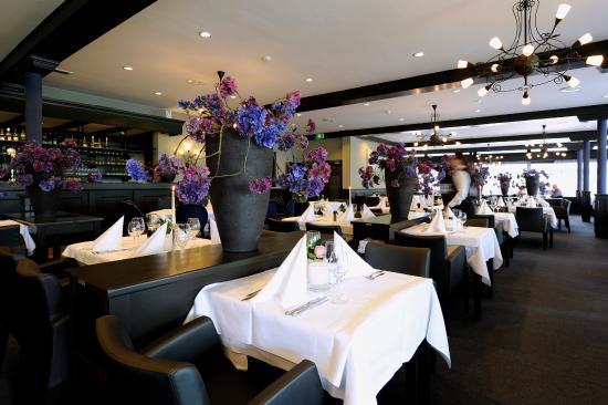 Interieur van het restaurant - Foto van Hotel Restaurant Volendam ...