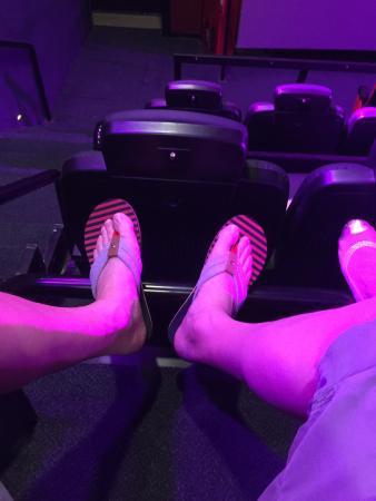 Triptonic 5-D Movie Ride