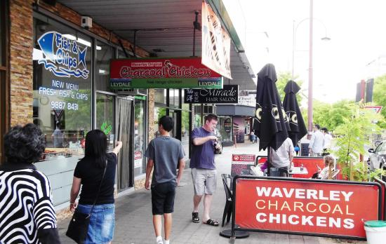 Waverley Original Charcoal Chicken