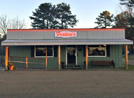 Ridgeland, MS: The outside view of Fratesi's