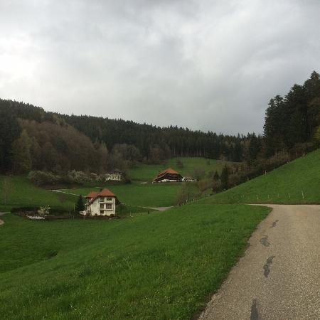 Gasthaus Kappelehof: Anfahrt zum Käppelehof
