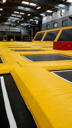 Go Air Trampoline Park Cardiff 2019 All You Need To Know