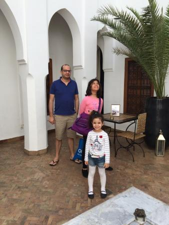 Riad Miski: Happy family 😍😍😍✌🏻️🇲🇦✌🏻💖 We love it ...