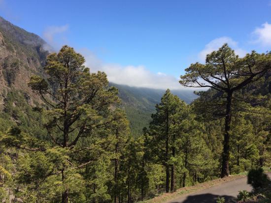 El Paso, Spanyol: La Cumbrecita