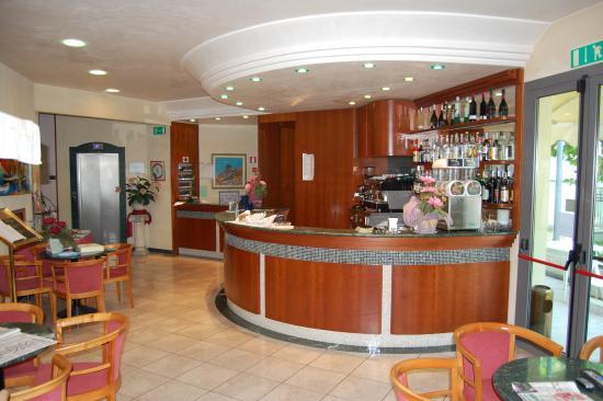 Hotel Villa Gori: Soggiorno - Bar