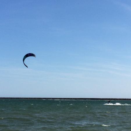 Myrtle Beach Kiteboarding School Day