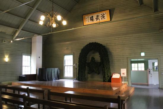 「札幌時計台 演武場」の画像検索結果