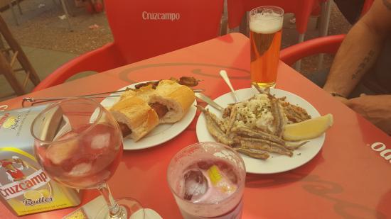 Foto de Cafeteria Bar Granada
