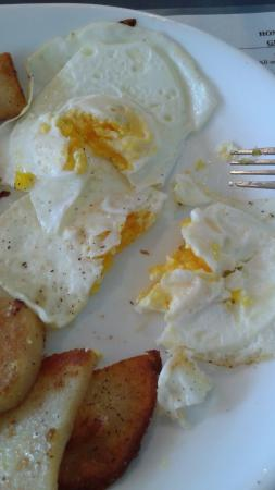 Over Medium Eggs Not From Where I Come From Picture Of