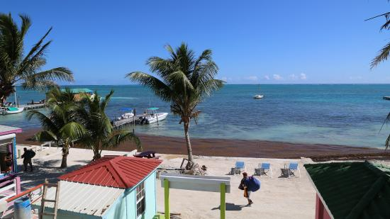 Kokomo Beach Suites: View from your veranda