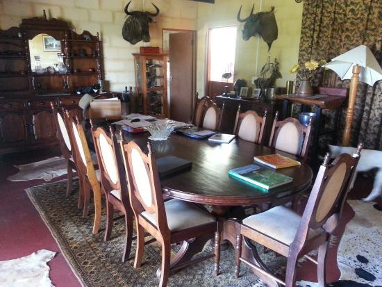 Addo, Sydafrika: Zimmer in der Lodge
