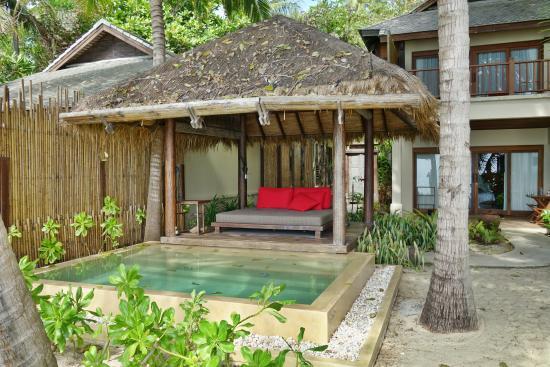 anantara rasananda koh phangan villas ocean garden pool suite anantara rasananda koh phangan - Ocean Garden