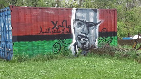 Malcolm X Birthsite