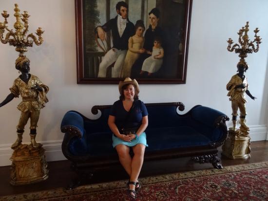 White Castle, LA: Inside the house