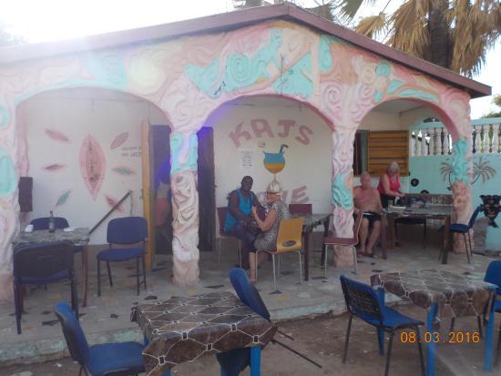 Kerr Serign, Gambia: lekker en vriendelijk( erg goedkoop!!!!)