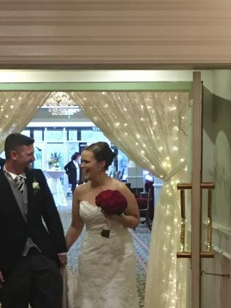 Fitzgerald's Woodlands House Hotel: Wedding