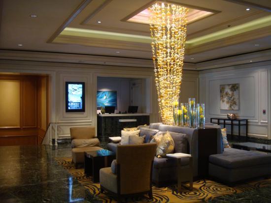 Pretty Setting and Hotel