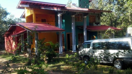 Sigiri Pandora Lodge (Kimbissa, Sri Lanka) - Pensionat - anmeldelser - sammenligning af priser ...