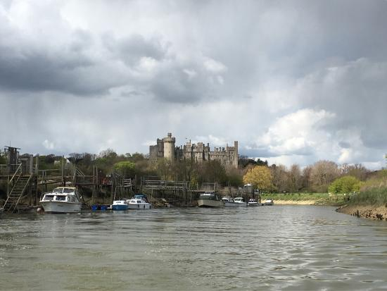 The River Arun Ferry