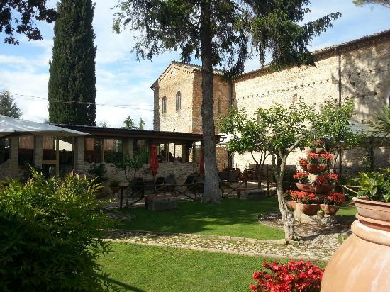 Placida campagna picture of ristorante l 39 oasi di for Ristorante della cabina di campagna
