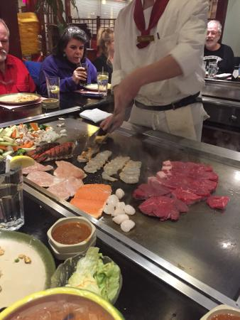 Fuji Steakhouse
