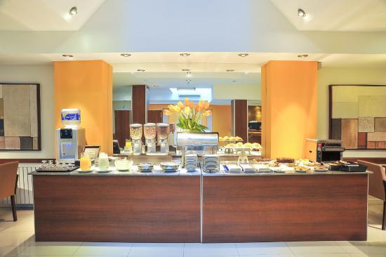 Hotel Denver: Cafetería