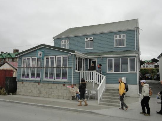 Waterfront.kitchen.cafe: Waterfront Cafe, Port Stanley