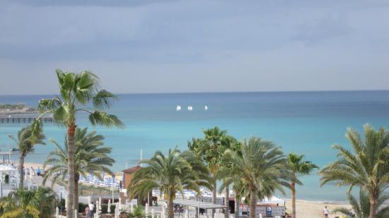 Sunrise Beach Hotel: View from Room 145