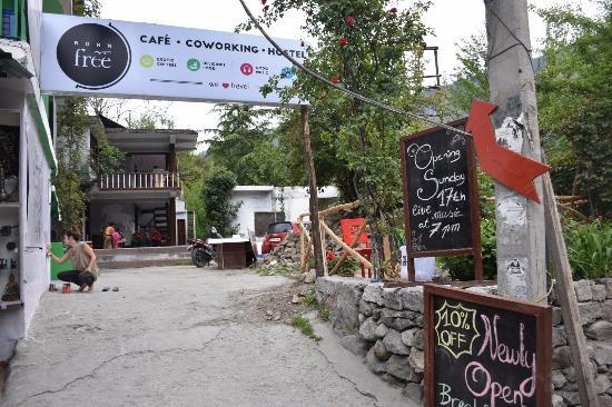 Born Free Cafe