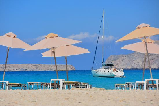 Taken from Balos lagoon towards Gramvousa , Crete