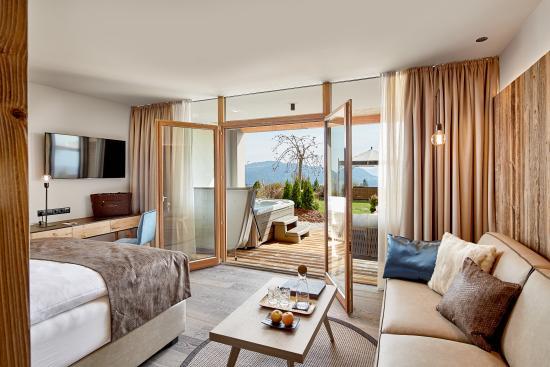 Hotel Chalet Mirabell: Garden Spirit Suite