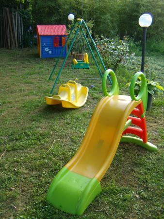 Hotel Sangallo : Giochi per bambini