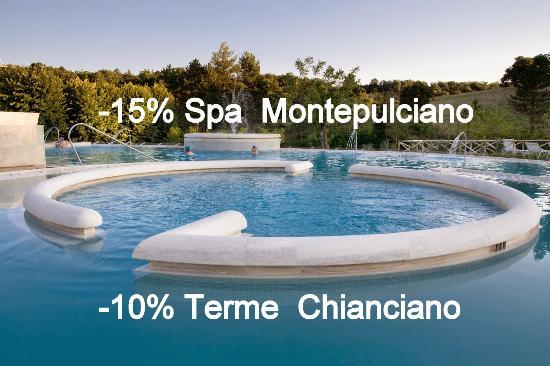 Hotel Sangallo : sconti per terme