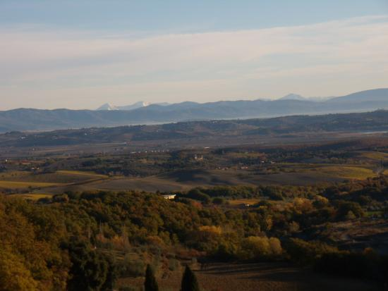 Hotel Sangallo : Camere con vista panoramica